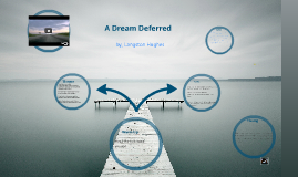 A Dream Deferred Lesson Plan