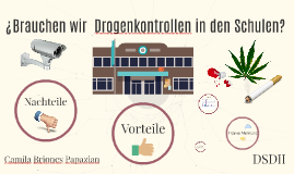 ¿Sollen in der Schule regelmässig Drogenkontrolle stattfind
