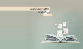 Johnathan Milton