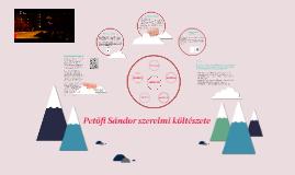 Petőfi Sándor szerelmi költészete