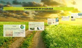 Copy of FUNDAMENTOS DE LA ECOLOGIA