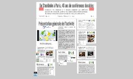 De Stockholm à Paris, 40 ans de conférences durables