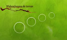 Videosjuegos de terror