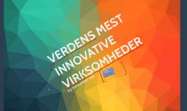 Metoder, indretning, kultur og tools i verdens mest innovative virksomheder
