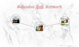 Salvador Dalí Artwork