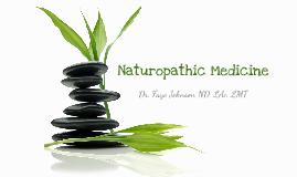 Naturopathic Medicine - Faye