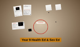 Year 9 Health Ed & Sex Ed
