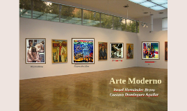 Arte Moderno