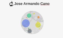 Jose Armando Cano