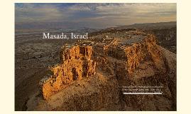 UNESCO: Masada, Israel