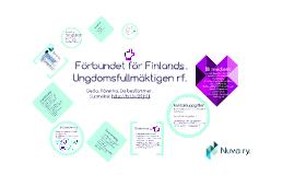 Nuva ry. på Svenska