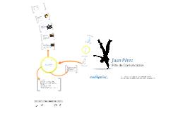 Juan Perez Paloma - Plan de Comunicación