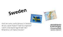 Sweden Presentation