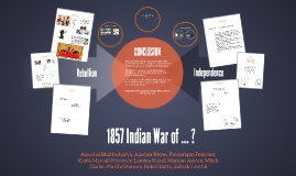 1857 Indian War of ... ?