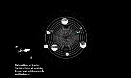 Matemáticas y Ciencias Sociales: Dotar de sentido y Pensar m