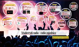 Radijsko novinarstvo (V)