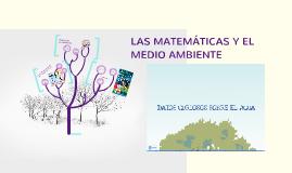 las matemáticas y el medio ambiente