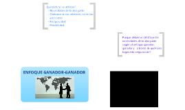 """""""El Enfoque Gana-Gana"""""""