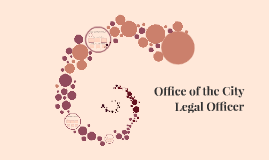 Office of the City Legal Officer