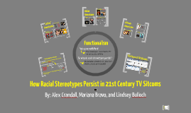 Copy of Race and TV Sitcoms