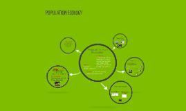 Copy of POPULATION ECOLOGY