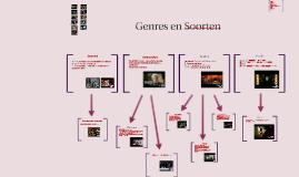 Filmgenres en Soorten