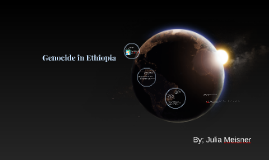 Genocide in Ethiopia