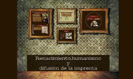 Renacimiento,humanismo