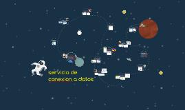 servicio de conexion a datos