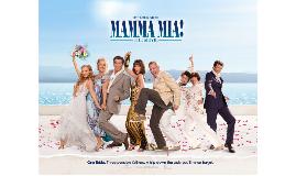 Mamma Mia Movie Assignment