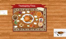 Thanksgiving Trivia #2