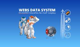 WEBS DATA SYSTEM