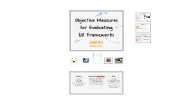 Copy of Objective Measures of UX Frameworks
