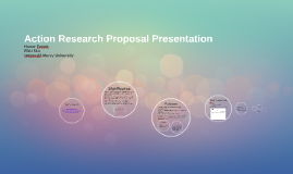 Action Research Proposal Presentation