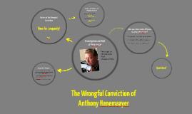 Anthony Hanemaayer