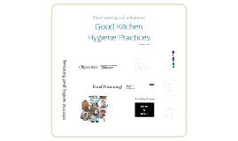 Good Kitchen Hygiene - offline