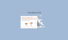 THE GREAT STATE