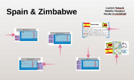 Spain & Zimbabwe