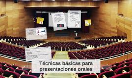 Copy of Copy of Tecnicas correctas de presentacion en publico