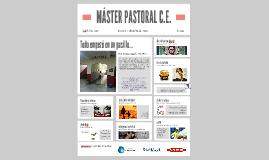MÁSTER DE PASTORAL