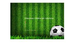 Relaciones Públicas de Futbolistas (en primera persona)