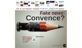 Fake news: convence?