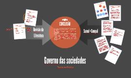 Governo das sociedades