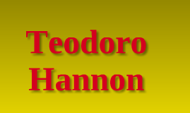 Teodoro Hannon