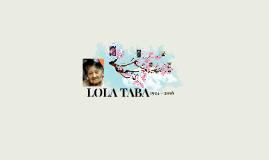 LOLA TABA