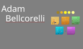 Intro to Adam Bellcorelli