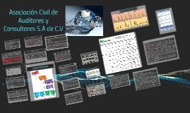 Copy of Copy of Asociación Civil de Auditores y Consultores S.A de C.V