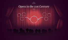 Opera in the 21st Century