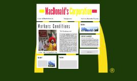 MacDonald's Corporation