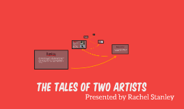 The tales of two artists